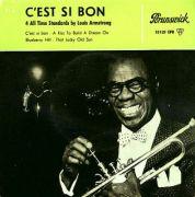 Armstrong, Louis - Cest Si Bon (7 Vinyl Single / e.p.)