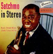 Armstrong, Louis - Basin Street Blues (7 Vinyl Single)