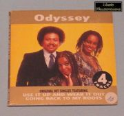 Odyssey - Use It Up And Wear It Out (3 CD Maxi Single)