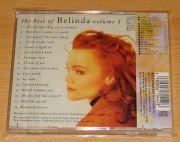 Carlisle, Belinda - The Best Of... Vol. 1 (Japan CD Album + OBI)