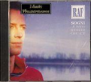 Raff / Raf - Sogni.. é tutto quello che cé (CD Album)
