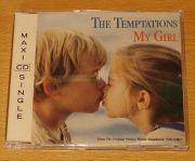 Temptations, The - My Girl (CD Maxi Single)