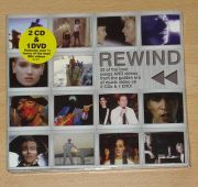 Rewind - 32 of the best songs and videos (2 CD + DVD)