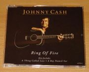 Cash, Johnny - Ring Of Fire (CD Maxi Single)