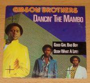 Gibson Brothers - Dancin The Mambo (CD Maxi)