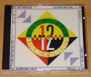 Best Of 12 inch Gold - Vol. 1 (CD Compilation)