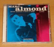 Almond, Marc (Soft Cell) - What Makes A Man A Man (CD Maxi)