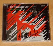 OMD - Peel Sessions 1979-1983 (CD Album) - signiert