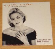 Eighth Wonder (PWL) - I'm Not Scared (3'' CD Maxi Single) VG