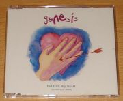 Genesis - Hold On My Heart (CD Maxi Single)