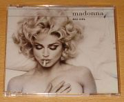 Madonna - Bad Girl (CD Maxi Single)