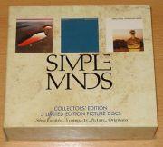 Simple Minds - Compact Collection (CD Album Box) - limitiert
