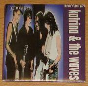 Katrina & The Waves - Rockn Roll Girl (3 CD Maxi Single)