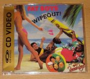 Fat Boys - Wipeout (CD Video Maxi) - Version 1