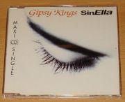 Gipsy Kings - Sin Ella (CD Maxi Single)