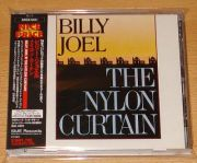 Joel, Billy - The Nylon Curtain (Japan CD Album + OBI)