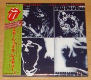 Rolling Stones - Emotional Rescue (Japan CD Album + OBI)