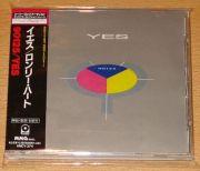YES - 90125 (Japan CD Album + OBI)