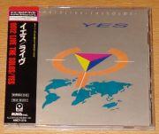 YES - 9012 Live The Solos (Japan CD Album + OBI)