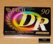 Leer-Cassette: Fuji DR 90