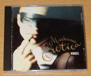 Madonna - Erotica REMIXES (Japan CD Maxi Single)
