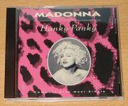 Madonna - Hanky Panky (US CD Maxi Single)