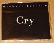 Jackson, Michael - Cry (CD Maxi Single) - PR