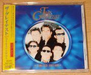 Lewis And The News, Huey - The Greatest (Japan CD Album + OBI)