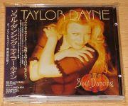 Dayne, Taylor - Soul Dancing (Japan CD Album + OBI) - PR