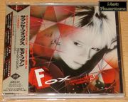 Fox, Samantha - I Wanna Have More Fun (Japan CD Album + OBI)