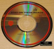 Aha / A-ha - Stay On These Roads (Japan CD Album + OBI)