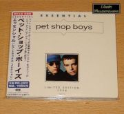 Pet Shop Boys - Essential (Japan CD Album + OBI)