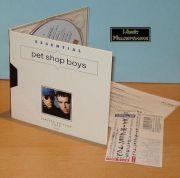 Pet Shop Boys - Essential (Japan CD Album + OBI)