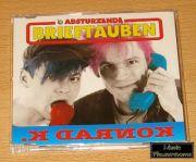 Abstürzende Brieftauben - Konrad K. (CD Maxi Single)