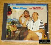 Klaus & Klaus - Schwer ist der Beruf (CD Album)