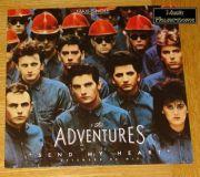 Adventures, The - Send My Heart (12 Maxi Single)