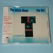 KLF, The - The White Room (Japan CD Album + OBI) + Bonus