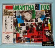 Fox, Samantha (PWL) - The Megamix Album (Japan CD + OBI)