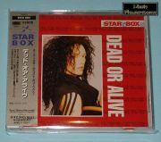 Dead Or Alive (PWL) - Star Box (Japan CD Album + OBI)