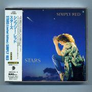 Simply Red - Stars (Japan CD Album + OBI & Bonus CD)
