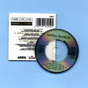 Franklin, Aretha - Freeway Of Love (3 CD Maxi Single)