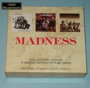 Madness - Compact Collection (3 CD Picture Albums - Box)
