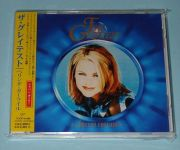 Carlisle, Belinda - The Greatest (Japan CD Album + OBI)
