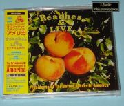 Presidents Of The USA, The - Peaches & LIVE (Japan CD + OBI)