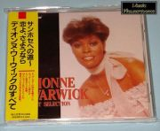 Warwick, Dionne - Best Selection (Japan CD Album + OBI)