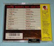 Warwick, Dionne - Best Selection (Japan CD Album + OBI)