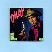 Okay - Wild, Wild Western Vol. I (3 CD Maxi Single) - ex