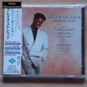 Ocean, Billy - Greatest Hits (Japan CD Album + OBI)