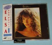 Elsa - Elsa (Japan CD Album + OBI)