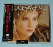 Fox, Samantha - Samantha Fox (Japan CD Album + OBI)